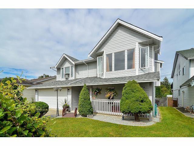 Main Photo: 22891 125A AV in Maple Ridge: East Central House for sale : MLS®# V1082322