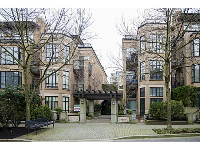 Main Photo: # 457 2175 SALAL DR in Vancouver: Kitsilano Condo for sale (Vancouver West)  : MLS®# V1105933