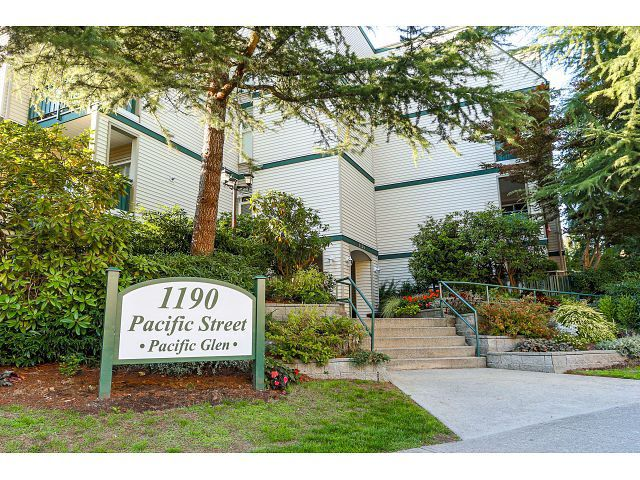 Main Photo: 114 1190 PACIFIC STREET in Coquitlam: North Coquitlam Condo for sale : MLS®# R2004781