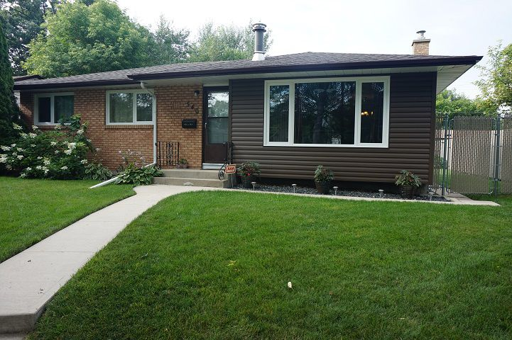 Main Photo: 540 Hazel Dell Avenue in Winnipeg: Single Family Detached for sale : MLS®# 1621367