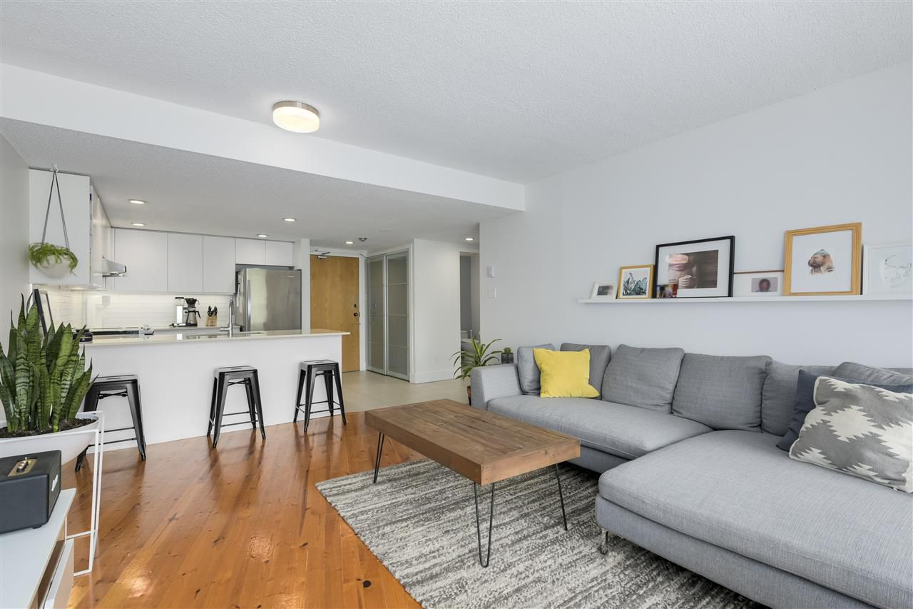 Main Photo: 430 1515 W 2ND AVENUE in Vancouver: False Creek Condo for sale (Vancouver West)  : MLS®# R2266698