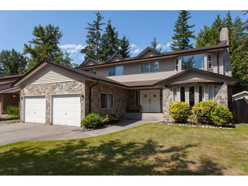 Main Photo: 8861 156A STREET in : Fleetwood Tynehead House for sale : MLS®# R2281501