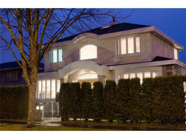 Main Photo: 2713 W 18TH AV in Vancouver: Arbutus House for sale (Vancouver West)  : MLS®# V920455