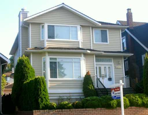 Main Photo: 3555 W 32ND AV in Vancouver: Dunbar House for sale (Vancouver West)  : MLS®# V607020