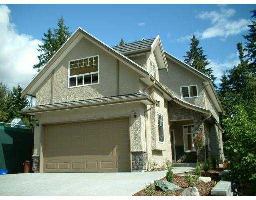 Main Photo: 1225 LIVERPOOL Street in Coquitlam: Burke Mountain House for sale : MLS®# V612766