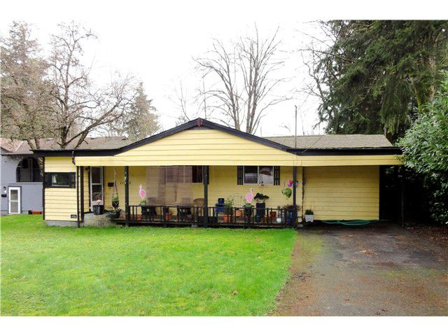 Main Photo: 11088 Caledonia Dr. in Surrey: Bolivar Heights House for sale (North Surrey)  : MLS®# F1432910