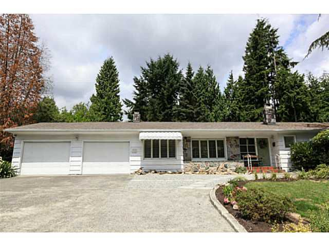 Main Photo: 545 Mathers Ave in West Vancouver: British Properties House for sale : MLS®# V1135210