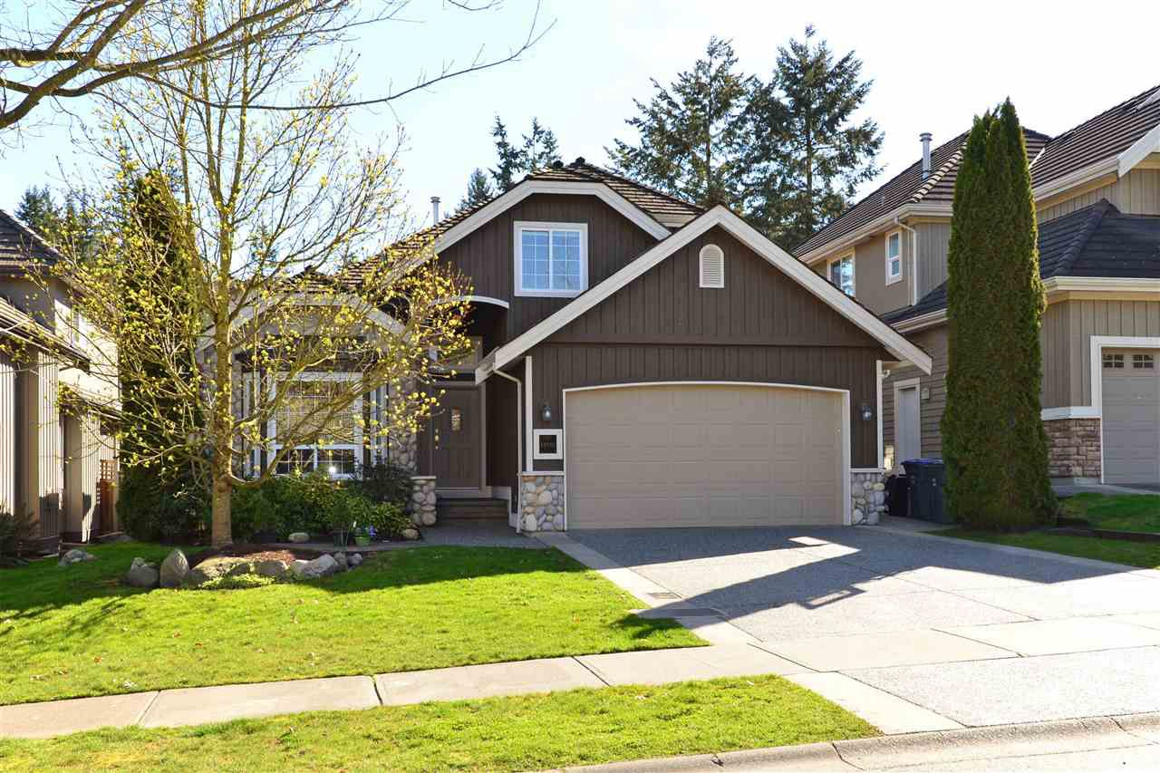 Main Photo: 15532 37A AVENUE in Surrey: Morgan Creek House for sale (South Surrey White Rock)  : MLS®# R2050023