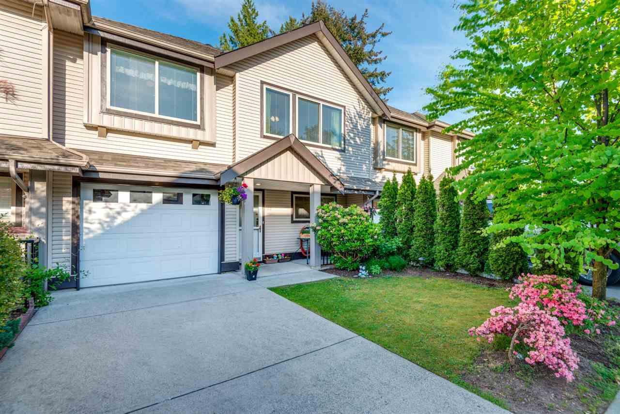 Main Photo: 23 11860 210 STREET in : Southwest Maple Ridge Townhouse for sale : MLS®# R2171504