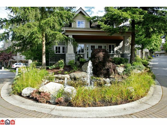 """Main Photo: 68 2588 152ND Street in Surrey: King George Corridor Townhouse for sale in """"WOODGROVE"""" (South Surrey White Rock)  : MLS®# F1219697"""