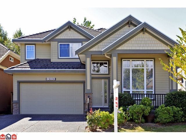 "Main Photo: 15030 34A Avenue in Surrey: Morgan Creek House for sale in ""ROSEMARY WEST"" (South Surrey White Rock)  : MLS®# F1304897"