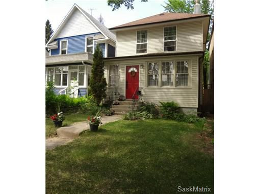 Main Photo: 202 28th Street West in Saskatoon: Caswell Hill Single Family Dwelling for sale (Saskatoon Area 04)