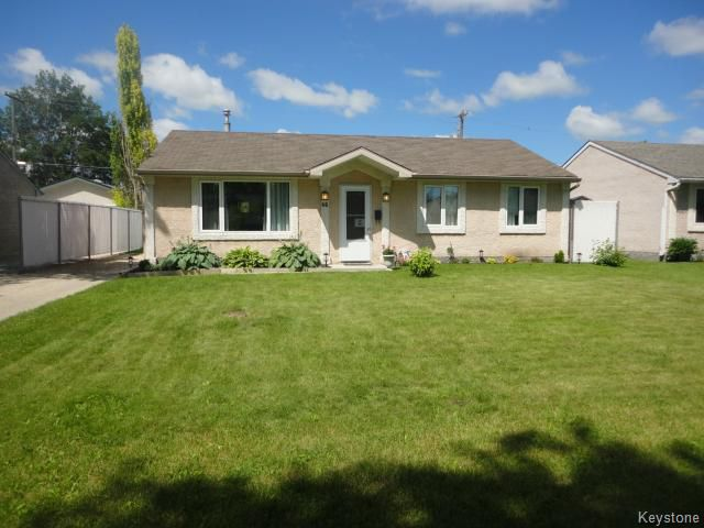 Main Photo: 46 Paisley Place in WINNIPEG: St James Residential for sale (West Winnipeg)  : MLS®# 1416428
