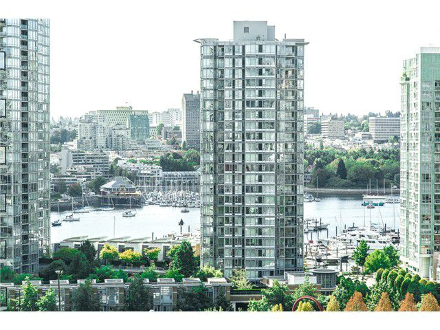 Main Photo: # 1811 928 BEATTY ST in Vancouver: Yaletown Condo for sale (Vancouver West)  : MLS®# V1084706