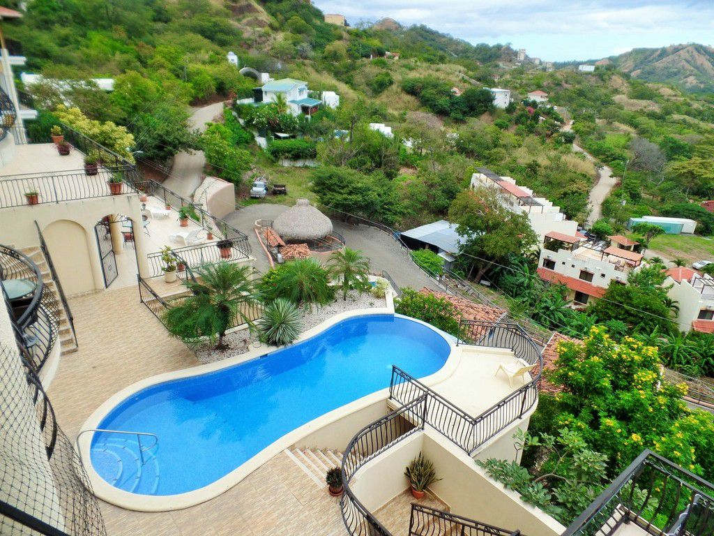 Main Photo: Playas Del Coco in Playas Del Coco: Colinas Villa Turquesa Ocean View Condo for sale (Playas del coco)