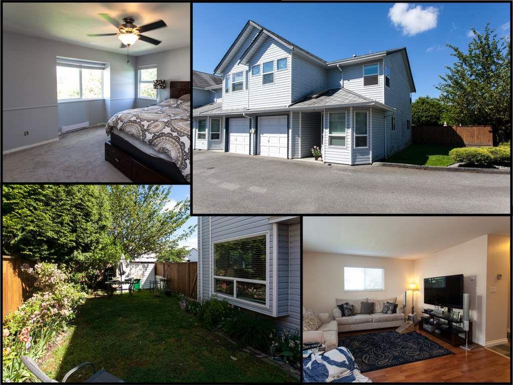 Main Photo: 1 20630 118 AVENUE in Maple Ridge: Southwest Maple Ridge Townhouse for sale : MLS®# R2069449