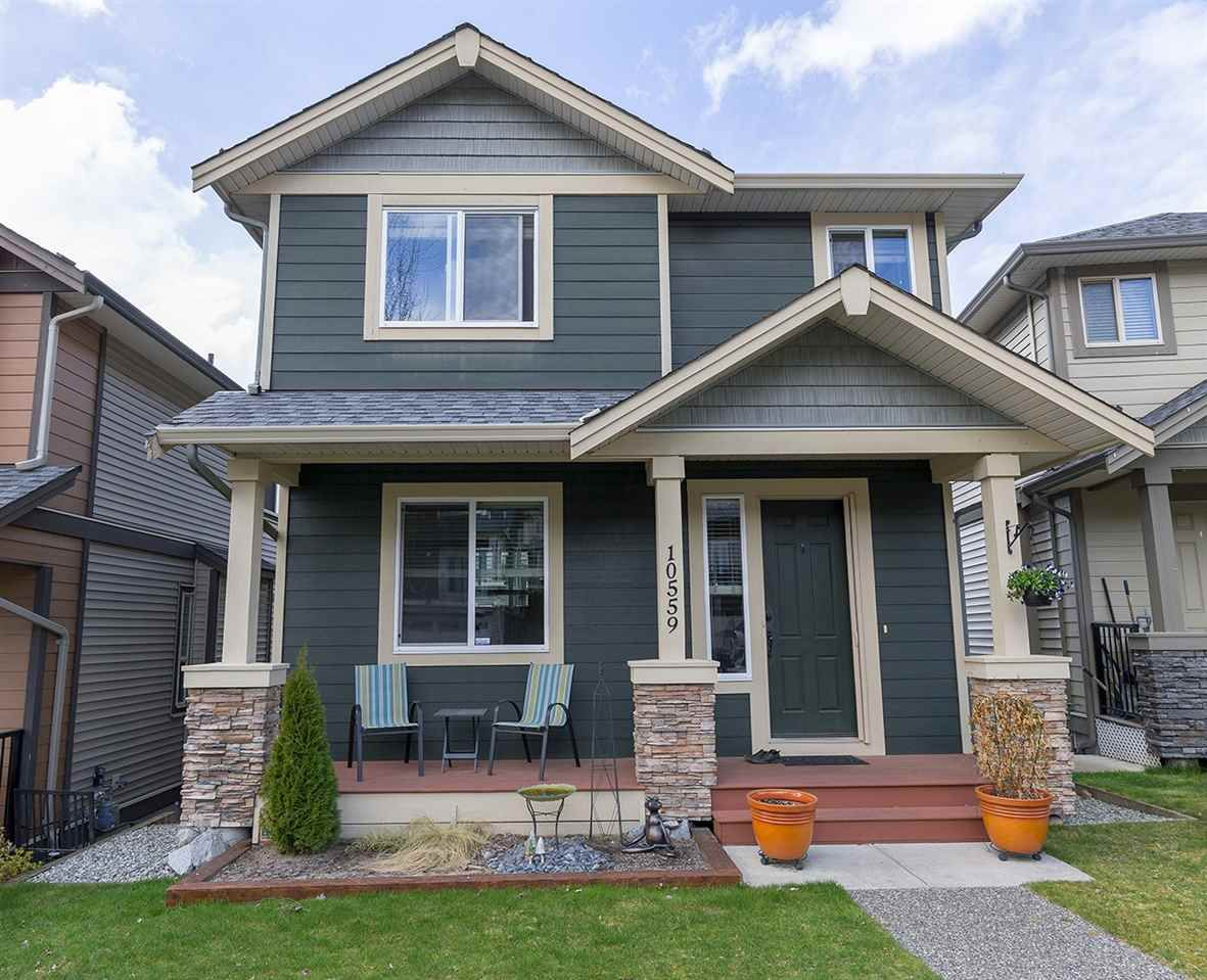 Main Photo: 10559 ROBERTSON STREET in Maple Ridge: Albion House for sale : MLS®# R2252110