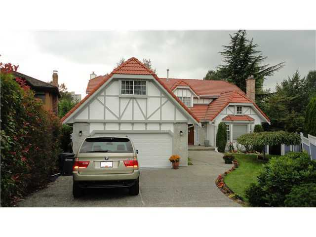 Main Photo: 1389 PRESTON Court in Burnaby: Simon Fraser Univer. House for sale (Burnaby North)  : MLS®# V992885