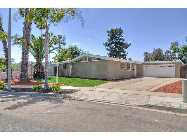 Main Photo: SERRA MESA House for sale : 4 bedrooms : 3002 Skipper Street in San Diego