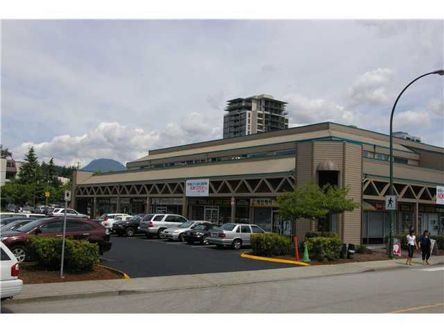 Main Photo: 109A 2922 GLEN Drive in COQUITLAM: North Coquitlam Commercial for lease (Coquitlam)  : MLS®# V4036462