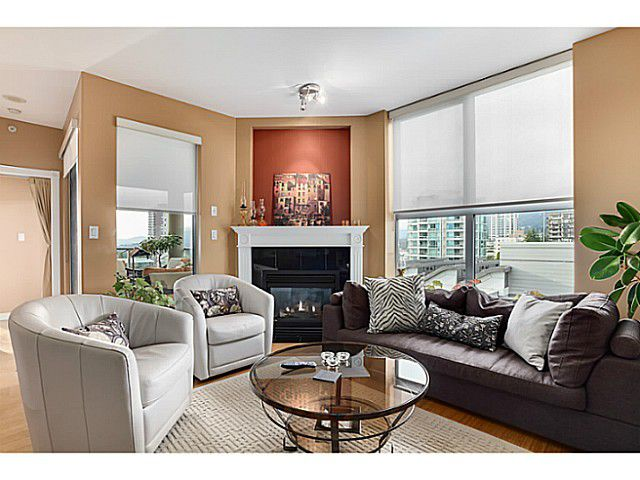 """Main Photo: 601 160 E 13TH Street in North Vancouver: Central Lonsdale Condo for sale in """"THE GRANDE"""" : MLS®# V1027451"""
