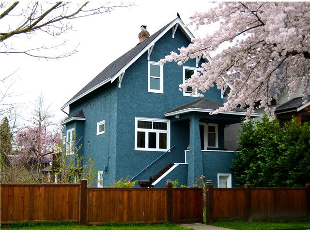 Main Photo: 1026 E 22nd Ave in Vancouver: Fraser VE House for sale (Vancouver East)  : MLS®# v999989