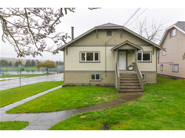 Main Photo: 526 KELLY ST in New Westminster: Sapperton House for sale : MLS®# V1059481