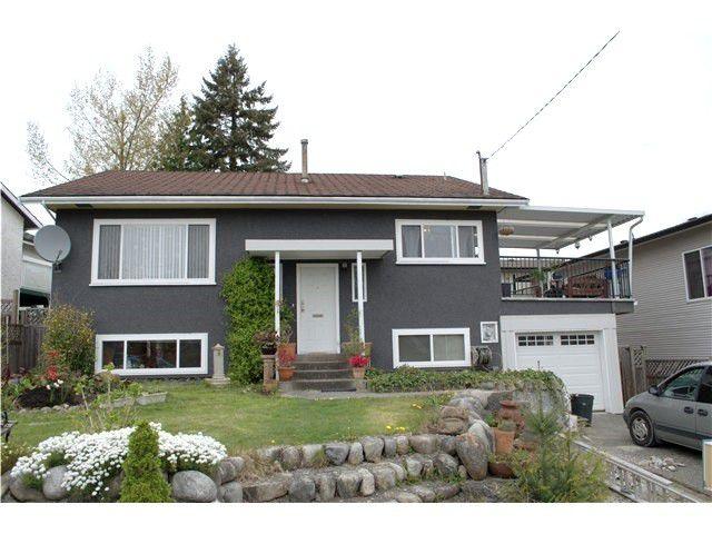 Main Photo: 3151 DUNKIRK AV. in Coquitlam: New Horizons House  : MLS®# V1115638