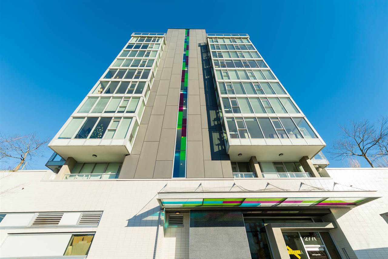 Main Photo: 1006 2770 SOPHIA STREET in Vancouver: Mount Pleasant VE Condo for sale (Vancouver East)  : MLS®# R2127053