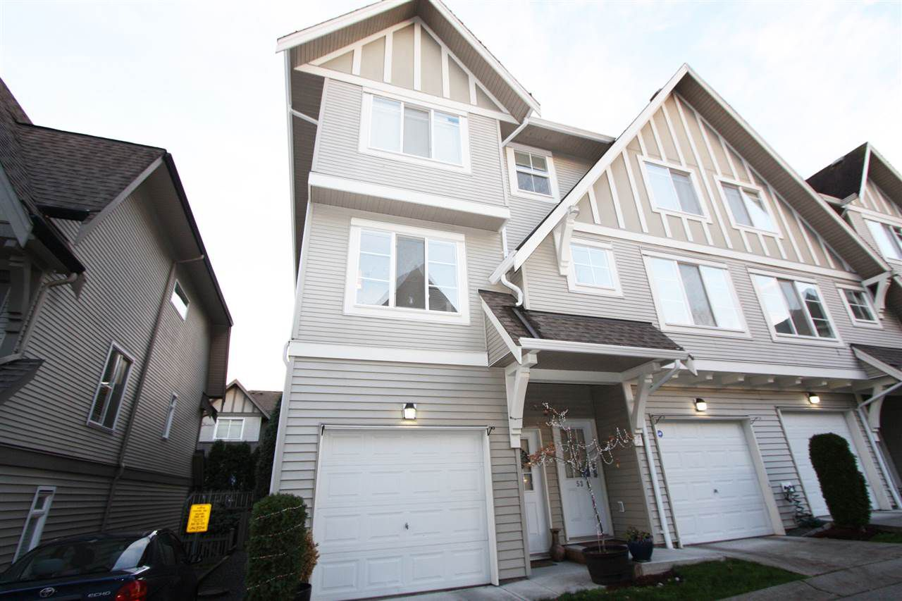 Main Photo: 52 15175 62A AVENUE in Surrey: Sullivan Station Townhouse for sale : MLS®# R2322264