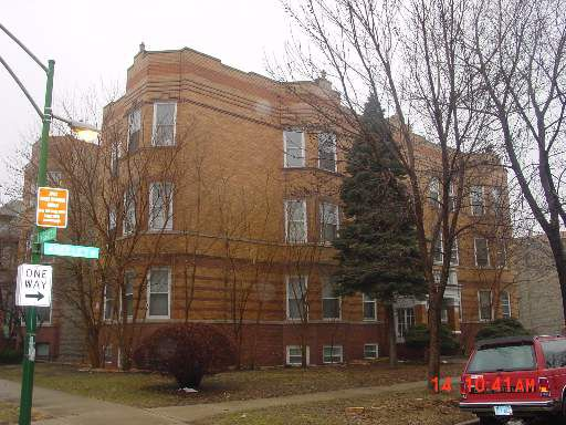 Main Photo: 3802 SEELEY Street Unit 2S in CHICAGO: North Center Rentals for rent ()  : MLS®# 08011608