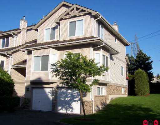 """Main Photo: 18 20750 TELEGRAPH TR in Langley: Walnut Grove Townhouse for sale in """"Heritage Glen"""" : MLS®# F2609701"""