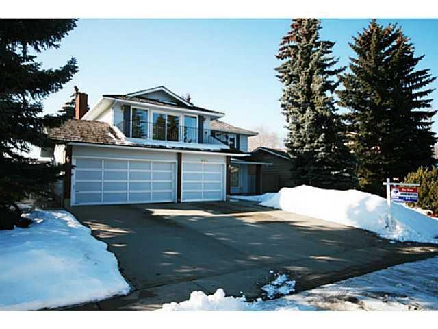 Main Photo: 446 LAKE SIMCOE Crescent SE in CALGARY: Lk Bonavista Estates Residential Detached Single Family for sale (Calgary)  : MLS®# C3558030
