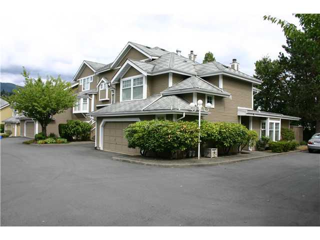 Main Photo: 47 1140 FALCON Drive in Coquitlam: Eagle Ridge CQ Townhouse for sale : MLS®# V1024216