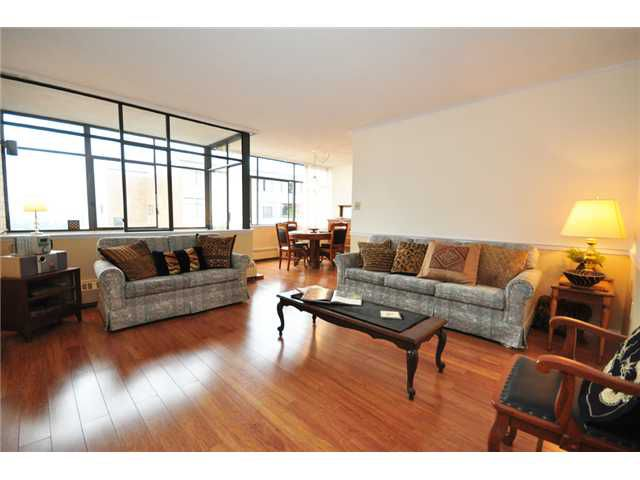 "Main Photo: 1612 6611 MINORU Boulevard in Richmond: Brighouse Condo for sale in ""REGENCY PARK TOWERS"" : MLS®# V1025233"