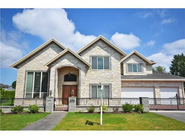 "Main Photo: 7491 BATES Road in Richmond: Broadmoor House for sale in ""BROADMOOR"" : MLS®# V1025725"
