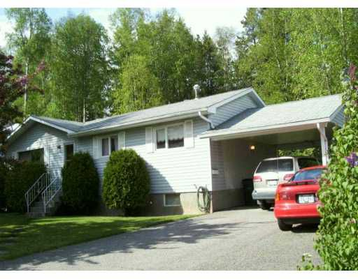 "Main Photo: 4266 HIGHLAND Drive in Prince George: Hart Highlands House for sale in ""HART HIGHLANDS"" (PG City North (Zone 73))  : MLS®# N163624"