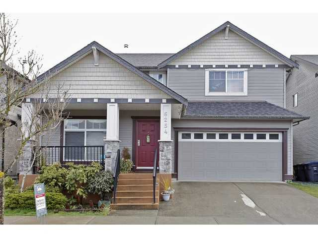 Main Photo: 6254 167B ST in Surrey: Cloverdale BC House for sale (Cloverdale)  : MLS®# F1406040