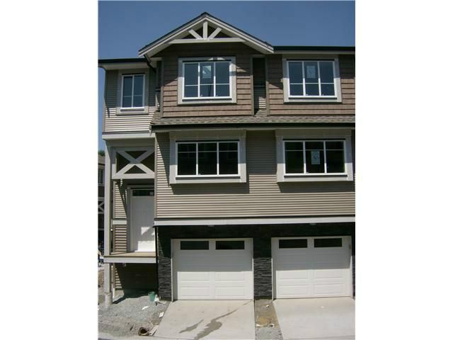 Main Photo: # 63 11252 COTTONWOOD DR in Maple Ridge: Cottonwood MR Condo for sale : MLS®# V1019547