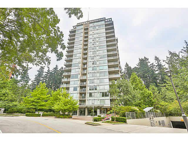 Main Photo: 1506 5639 Hampton Place in Vancouver: University VW Condo for sale (Vancouver West)  : MLS®# R2051134