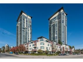 Main Photo: #1405 2225 Holdom Avenue in : Central Condo  (Burnaby North)