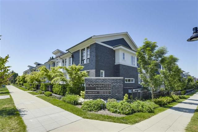 Main Photo: 101 548 Foster Avenue in : Coquitlam West Townhouse for sale (Coquitlam)  : MLS®# R2126830