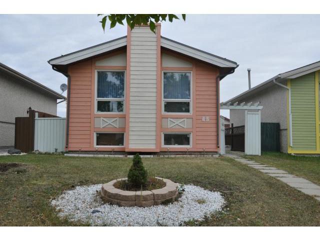 Main Photo: 45 Ostafiew Farm Road in WINNIPEG: Maples / Tyndall Park Residential for sale (North West Winnipeg)  : MLS®# 1219498