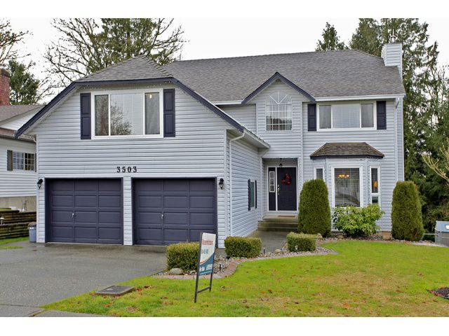Main Photo: 3503 MT BLANCHARD Place in Abbotsford: Abbotsford East House for sale : MLS®# F1300325