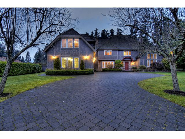 """Main Photo: 13411 25TH AV in Surrey: Elgin Chantrell House for sale in """"CRESCENT PARK"""" (South Surrey White Rock)  : MLS®# F1303667"""