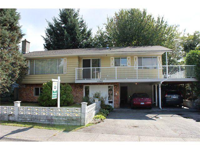 Main Photo: 11582 84A AV in Delta: Annieville House for sale (N. Delta)  : MLS®# F1320996