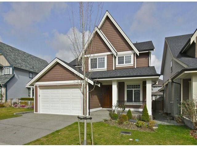 Main Photo: 21163 81a in : Willoughby Heights House for sale (Langley)  : MLS®# F1305905