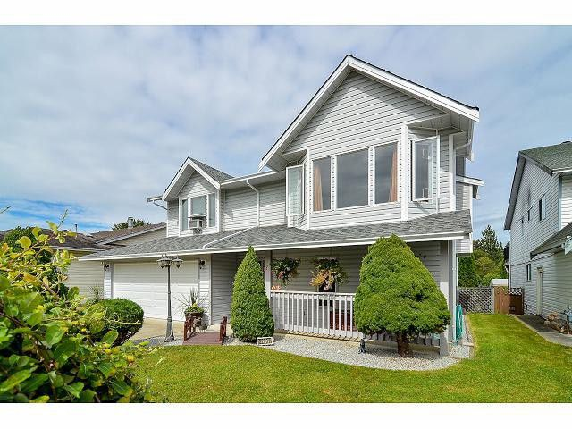 Main Photo: 22891 125A Avenue in Maple Ridge: East Central House for sale : MLS®# V1082322