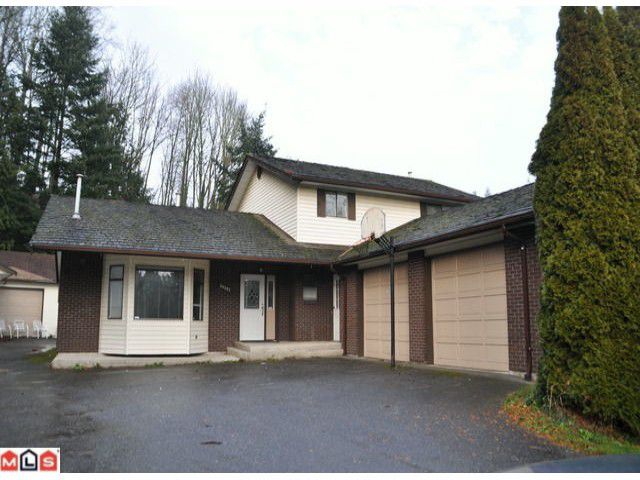 Main Photo: 34597 Old Clayburn Road in : Abbotsford East House for sale (Abbotsford)  : MLS®# F1129282
