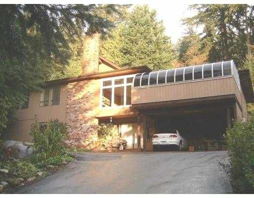 Main Photo: 2438 TREETOP Lane in North Vancouver: Seymour House for sale : MLS®# V621972